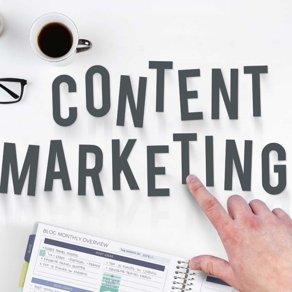 marketing pr Content Writing Copywriting
